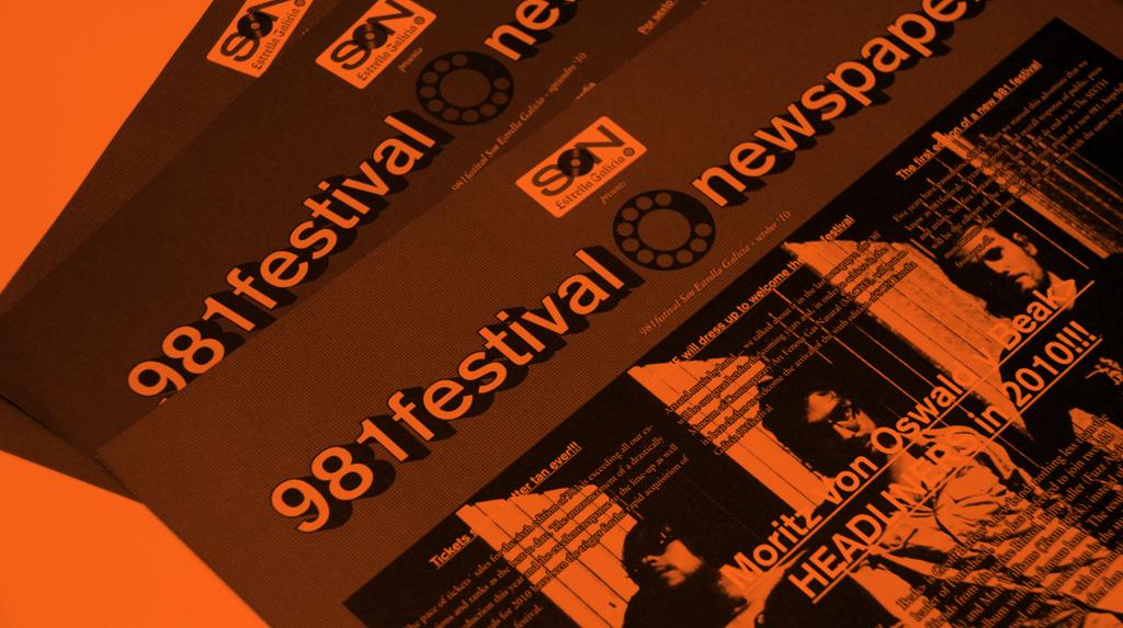 Newspaper 981festival nar