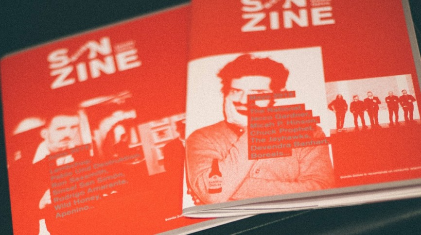 SON-Zine estudio